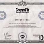 CrossFit level 1 trainer - Michalovce