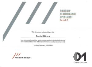 Poliquin Performance Specialist lvl 2