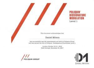 Poliquin Biosignature Modulation lvl 1