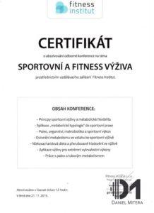 Sportovní a fitness výživa - Michalovce