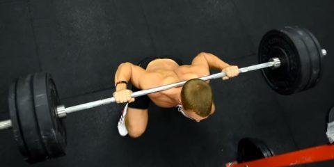 Silovo objemový tréning nôh