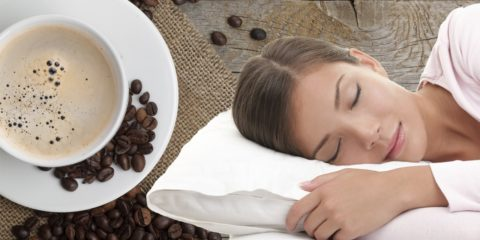 káva - coffee nap